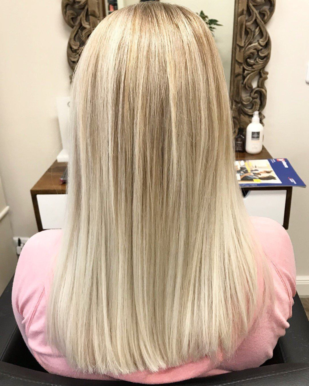 Highlights Babylights Friseur Hamburg