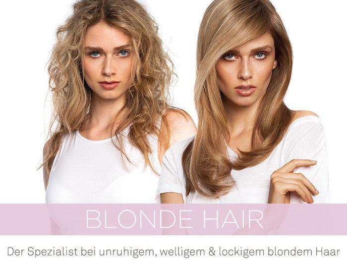 Happy Hair Harburg - NEWSHA Blonde Hair