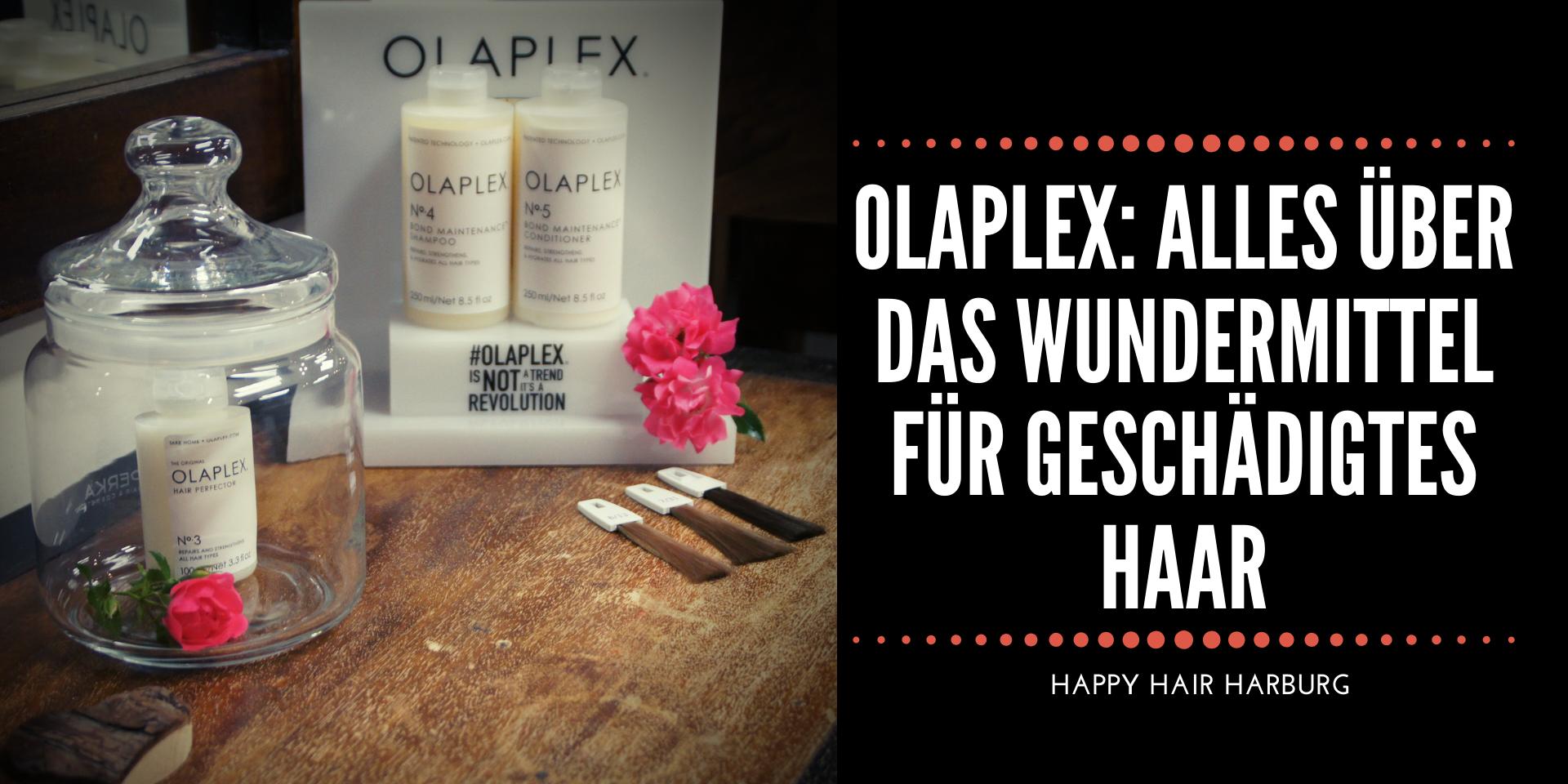Olaplex - Alles über das Wundermittel für geschädigtes Haar